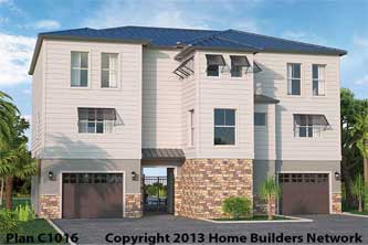 Florida New Construction elevated houses for sale